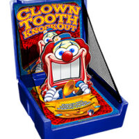 Clown-Tooth-Knockout-Carnival Game