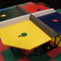 Interactive Poly-Pong Carnival Game Party Rental Dayton & Cincinnati