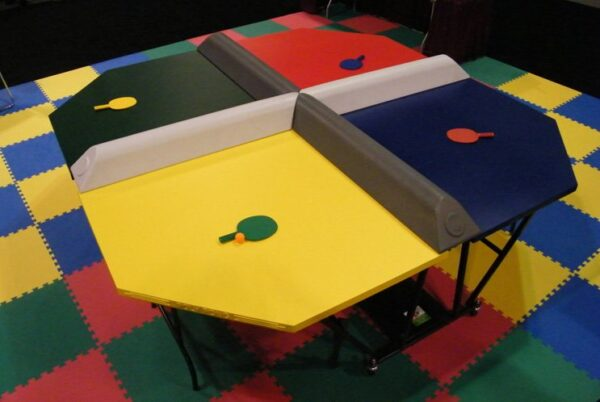 Interactive Poly-Pong Carnival Game Party Rental Dayton & Cincinnati