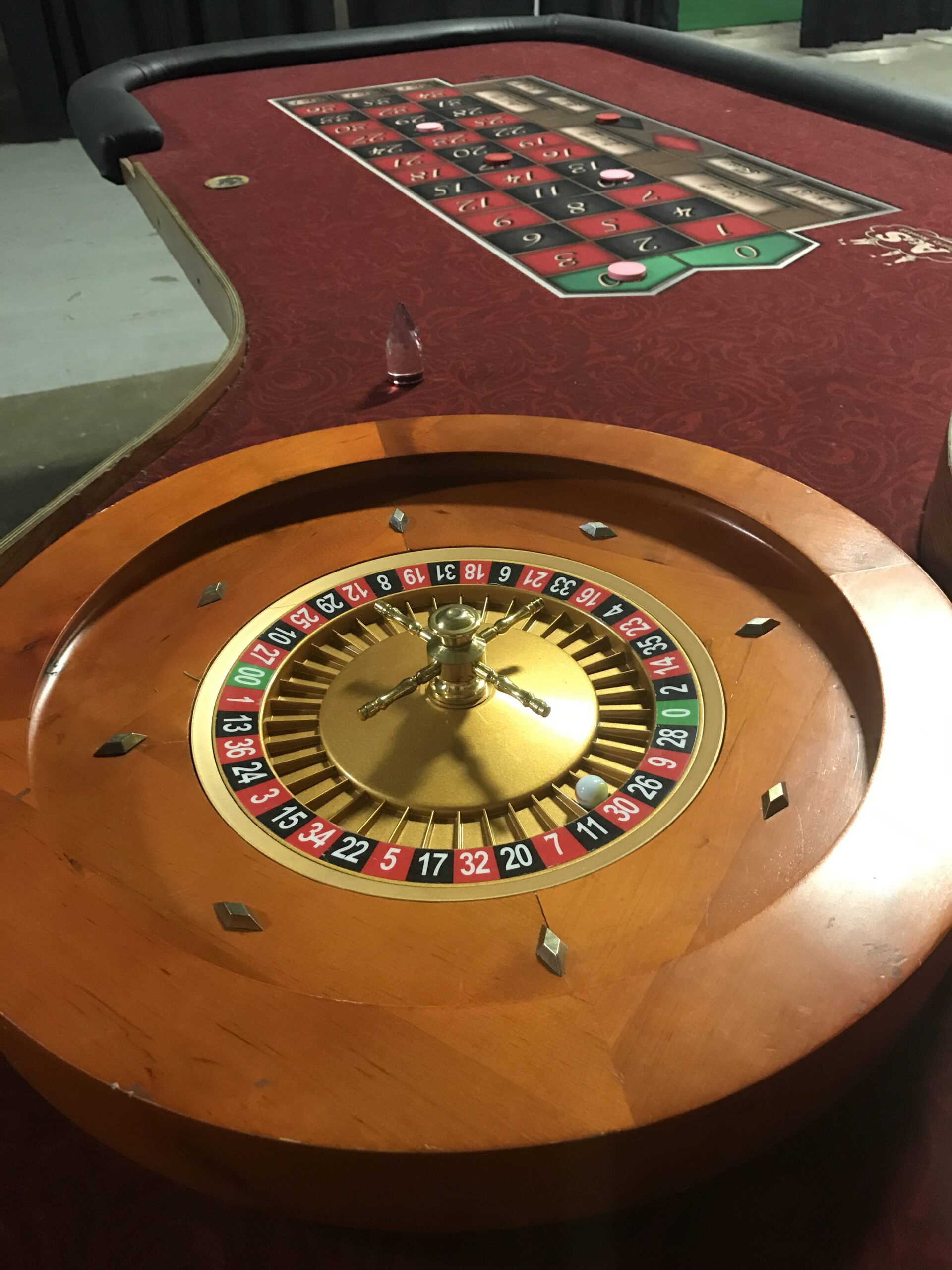 Roulette Table Rental Casino Table Rentals Party Rental