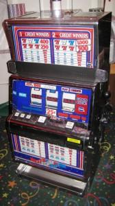 Slot machine rental Cincinnati and Dayton Ohio