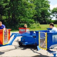 Turbo Tubs Carnival rides Dayton Cincinnati Ohio