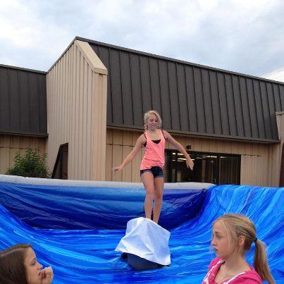 Mechanical Surfboard Party Rental Dayton & Cincinnati Ohio