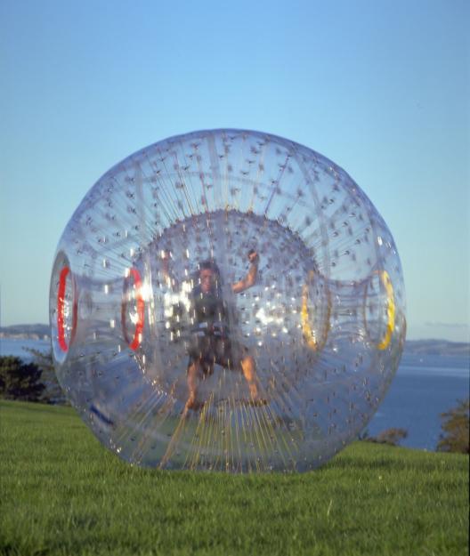 Interactive Inflatable Zorb Balls (Human Hamster Balls) Party Rental Dayton & Cincinnati