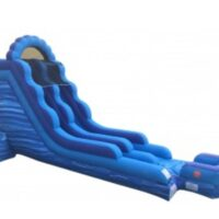18' water slide rental