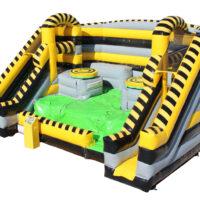 Toxic-Twister Interactive Inflatable Rental Cincinnati Dayton Oh