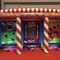 carnival 3 in 1 inflatable rental Cincinnati Dayton Ohio