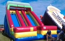 Dayton Inflatable Slide Rental