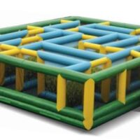 Inflatable Corn Maze Rental
