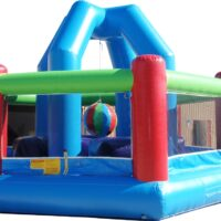 Interactive Inflatable Demolition Ball Party Rental Dayton & Cincinnati