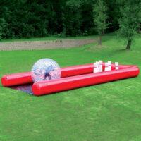 Interactive Inflatable Human Bowling Rental Game Dayton