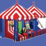 Interactive Party Rental Inflatable Midway Game Dayton & Cincinnati