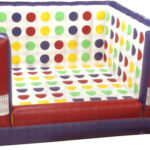 Twister 3D Inflatable Games