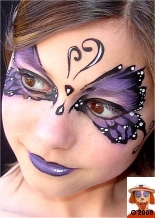 Face Painters for Hire in Dayton and Cincinnati
