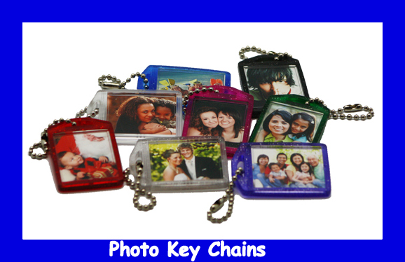 Photo Key Chains